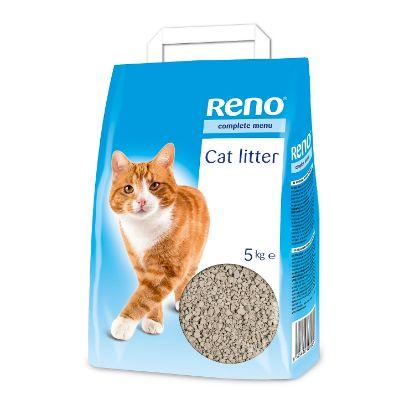 Obrázek RENO Cat stelivo 5 kg