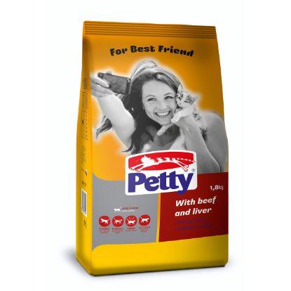 Obrázek Petty hovězí s játry 1,8 kg