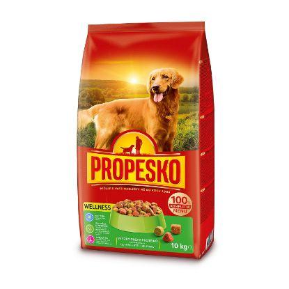 Obrázek PROPESKO Dog Welness, granule 10 kg