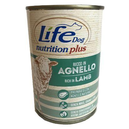 Obrázek LifeDog Lamb & Rice 400 g