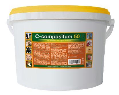 Obrázek Vodorozpustný C Compositum 500 g
