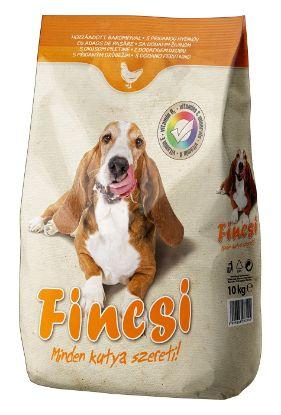 Obrázek Fincsi Dog kuřecí 10 kg