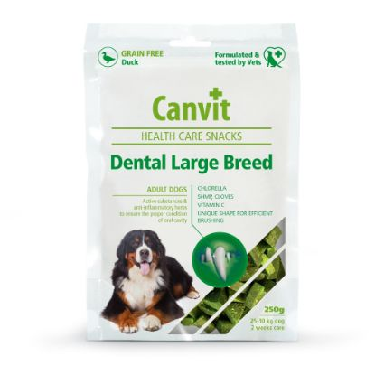 Obrázek Canvit SNACKS Dental Large Breed 250 g