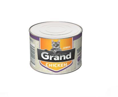 Obrázek Grand deluxe Cat Junior 100% kuřecí 180 g