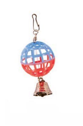Obrázek Koule se zvonečkem 13,5 cm