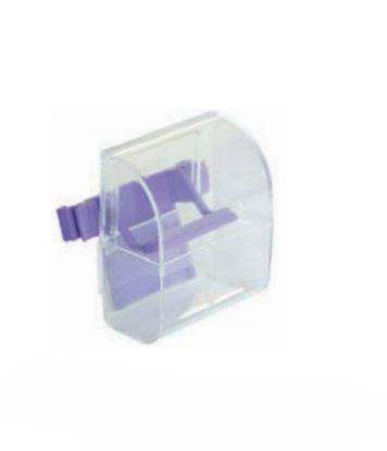 Obrázek Krmítko do klece transparentní 75 ml