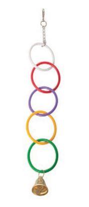 Obrázek Pět kruhů se zvonečkem 31,5 cm