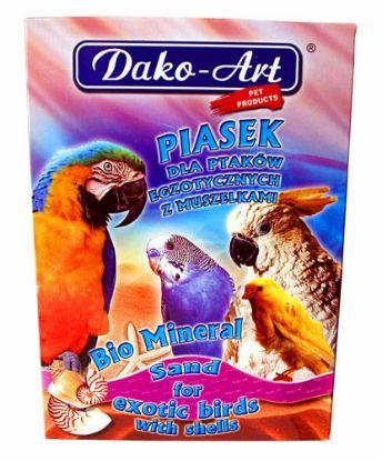 Obrázek Minerální písek s mušlemi Dako 250 g