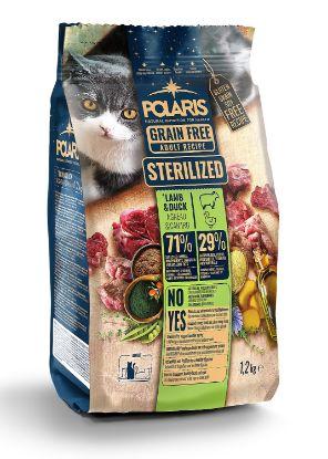 Obrázek Polaris Cat Steril jehně & kachna 1,2 kg
