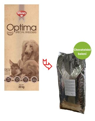 Obrázek Visán OPTIMA Adult Mini Chicken & Rice 20 kg