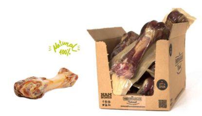 Obrázek Serrano Half Ham Bone - šunková kost pro střední a velká plemena přibližně 230 g