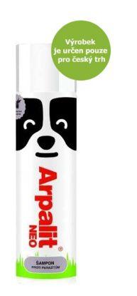 Obrázek Arpalit antiparazitní šampon s bambusem 250 ml