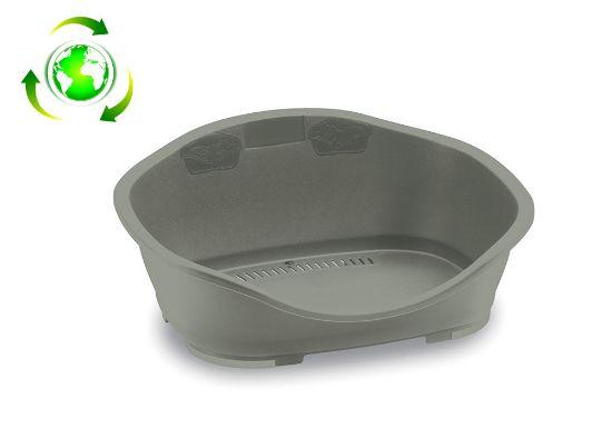 Obrázek z Pelíšek plast 3 Green line 80,5x55x32